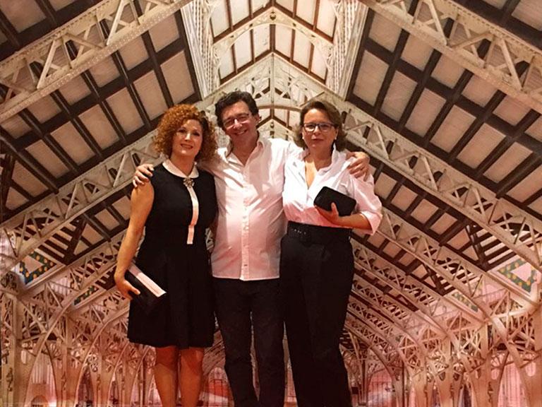 PREMIOS COTORRA MERCADO CENTRAL VALENCIA 2017