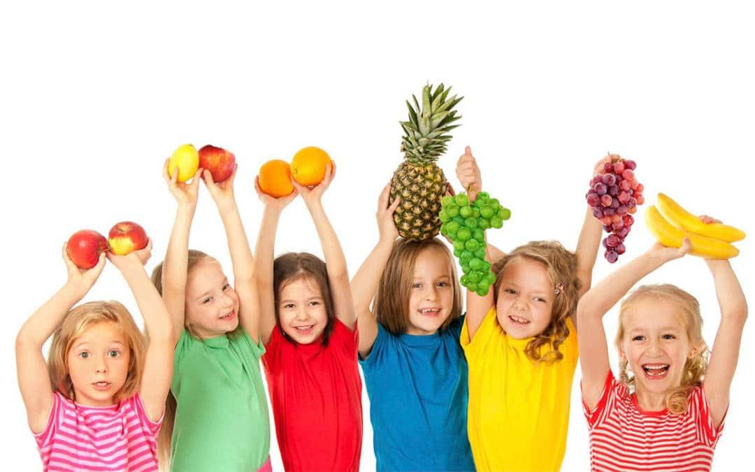 Descubre los Beneficios de la Fruta para los Niños